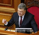 Hai năm cầm quyền của Tổng thống Ukraine Poroshenko