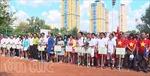 Sôi nổi giải quần vợt của người Việt tại LB Nga
