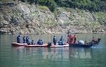 Trung Quốc tìm kiếm người mất tích trong vụ lật tàu tại Tứ Xuyên