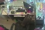 Khỉ đột nhập cửa hàng trang sức cướp tiền