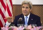 Ngoại trưởng Mỹ kêu gọi giải pháp ngoại giao cho căng thẳng Biển Đông
