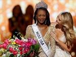 Nữ quân nhân da màu đăng quang Hoa hậu Mỹ