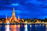 Du lịch tới Bangkok, bay trực tiếp từ Vinh