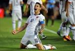 Colombia giành vé đầu tiên vào tứ kết