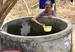 Thiếu nước sinh hoạt ở vùng thủy điện