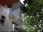 Cháy nhà phố cổ Hà Nội, cư dân hoảng loạn