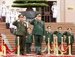 Tăng cường hợp tác quốc phòng Việt Nam-Lào