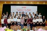 Acecook Việt Nam trao học bổng cho sinh viên