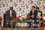 Lãnh đạo TP Hồ Chí Minh tiếp Đoàn đại biểu cấp cao ĐCS Cuba