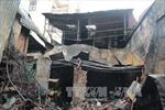Cháy nhà giữa đêm, 4 người trong gia đình tử vong