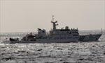 Tàu Hải cảnh Trung Quốc vũ trang súng xâm nhập lãnh hải Nhật Bản