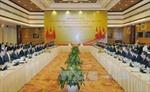 Chủ tịch nước tiếp Ủy viên Quốc vụ Trung Quốc Dương Khiết Trì