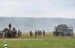 Ukraine tập trận chung với NATO