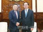 Chủ tịch nước tiếp Chủ tịch Tập đoàn Sojitz-Nhật Bản