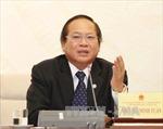 Đồng chí Trương Minh Tuấn kiêm chức Phó Trưởng ban Tuyên giáo TW