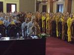 Mùa an cư kết hạ bắt đầu tại Học viện Phật giáo