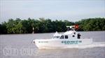Bộ Tư lệnh BĐBP đưa vào sử dụng 4 xuồng tuần tra cao tốc