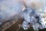 Cháy rừng suốt 2 tháng ở Canada đã được khống chế