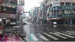 Bão Nepartak khiến 3 người thiệt mạng tại Đài Loan