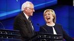 Ông Sanders ủng hộ bà Hillary trở thành ứng viên tổng thống
