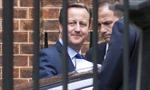 Thủ tướng Cameron chủ trì cuộc họp nội các cuối cùng