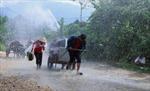 Miền Bắc tiếp tục mưa dông, vùng núi đề phòng sạt lở