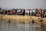 Hà Nội: Tìm thấy thi thể một trong hai học sinh đuối nước