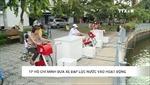 Người Sài Gòn hào hứng đạp xe lọc nước kênh, rạch