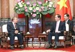 Chủ tịch nước tiếp Bộ trưởng Lễ nghi và Tôn giáo Campuchia