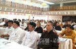 Coi tôn giáo là thành phần cơ bản của khối đại đoàn kết