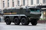 """Nga xuất khẩu xe bọc thép """"Typhoon-K"""""""