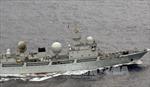 Hải quân Trung Quốc tập trận tại biển Nhật Bản