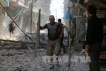 Quân đội Syria tiếp tục không kích lực lượng người Kurd