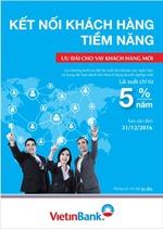 Vietinbank đáp ứng nhu cầu vốn cho mọi phân khúc khách hàng