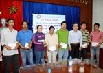 Quảng Ngãi trao hơn 3,4 tỷ đồng hỗ trợ ngư dân bị nạn