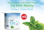 Sữa chua trà xanh Matcha TH: Thành công từ sự khác biệt