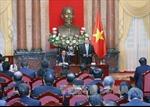 Chủ tịch nước tiếp Đại sứ, Trưởng đại diện Việt Nam ở nước ngoài
