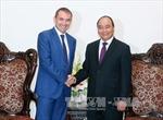 Thủ tướng tiếp Đại sứ Pháp tại Việt Nam