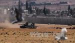 IS bị đánh bật khỏi biên giới Syria-Thổ Nhĩ Kỳ