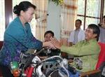 Chủ tịch Quốc hội thăm làm việc tại tỉnh Bà Rịa-Vũng Tàu