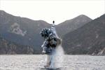 Triều Tiên diễn tập bắn thử tên lửa đạn đạo