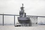 Ai Cập nhận tàu sân bay trực thăng Mistral thứ 2