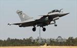 Ấn Độ ký sẽ mua 36 tiêm kích Rafale của Pháp