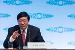 G20 cảnh báo những nguy cơ đe dọa kinh tế toàn cầu