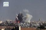 Quân nổi dậy nã rocket vào tuyến đường sơ tán ở Aleppo