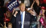 Các thị trường nháo nhào đề phòng ông Trump thắng cử