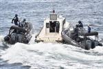 Nhật Bản lần đầu tiên tập trận với Mỹ theo luật an ninh mới