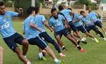 """AFF SUZUKI CUP 2016: Tuyển Malaysia dùng """"chiêu độc"""" khi tập luyện"""