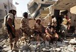 IS phản kháng quyết liệt tại Sirte