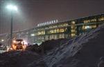 Hàng trăm chuyến bay bị hủy do thời tiết xấu tại Nga